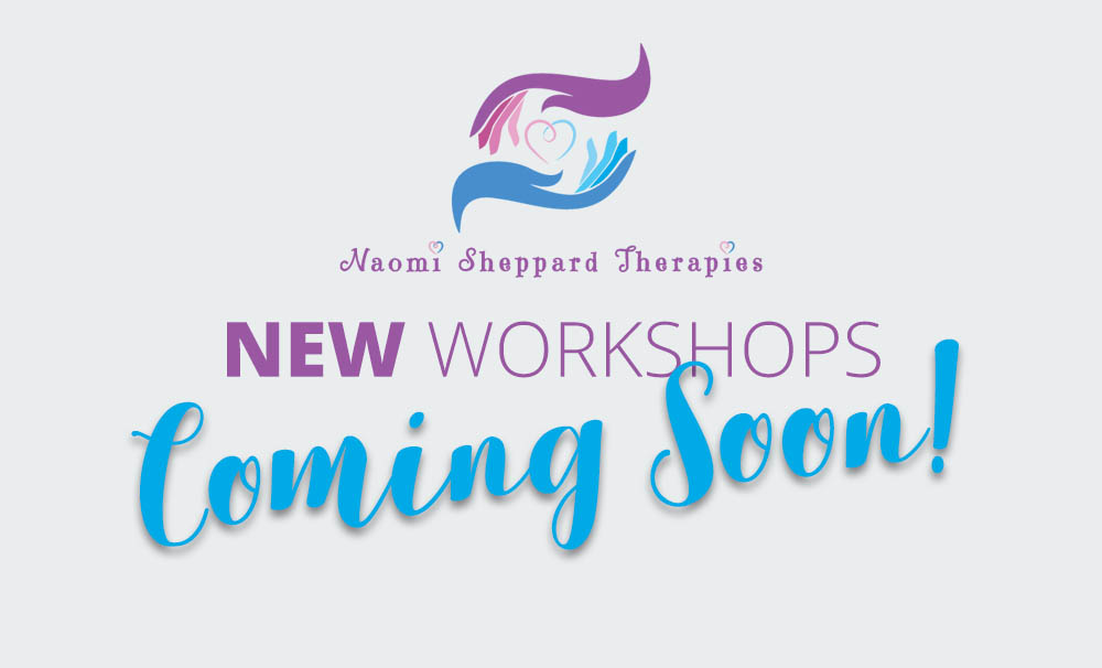 Brand New Workshops Coming Soon